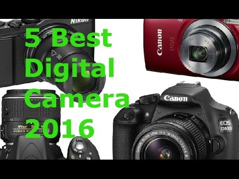 The five Best Electronic Camera 2016 – Testimonials and Guide