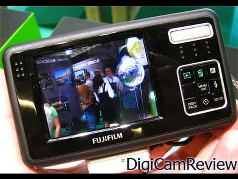 FujiFilm 3D Electronic Digital camera Critique 2016