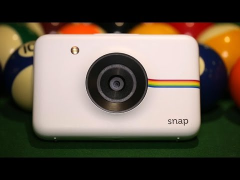 The Polaroid Snap is element digital digicam, element printer