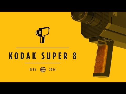 KODAK Super eight :: THE Digital ANALOG HYBRID Digicam