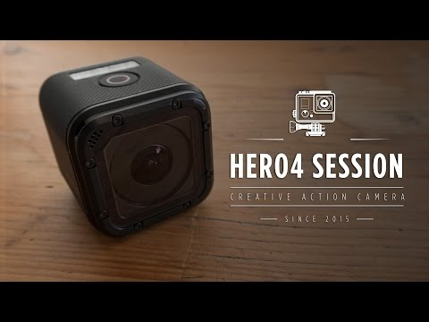 GOPRO HERO4 SESSION :: FOOTAGE GRADING AND Overview
