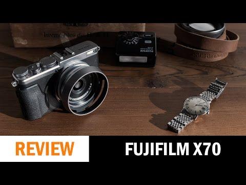 Initial Impact: Fujifilm X70