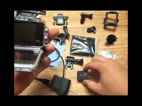 GooKit GK SP20 2BL Waterproof 12 MP Electronic Athletics Camera Critique