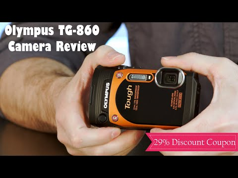 Olympus Water-resistant Digital camera TG-860 Evaluate – 29% OFF
